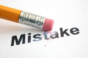 Copywriting mistakes
