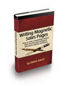 Writing Magnetic Sales Pages