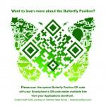 Butterfly Pavilion QR codes