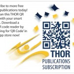 Custom QR Code for Thor Travel Services