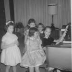 Debra Jason Playing Piano
